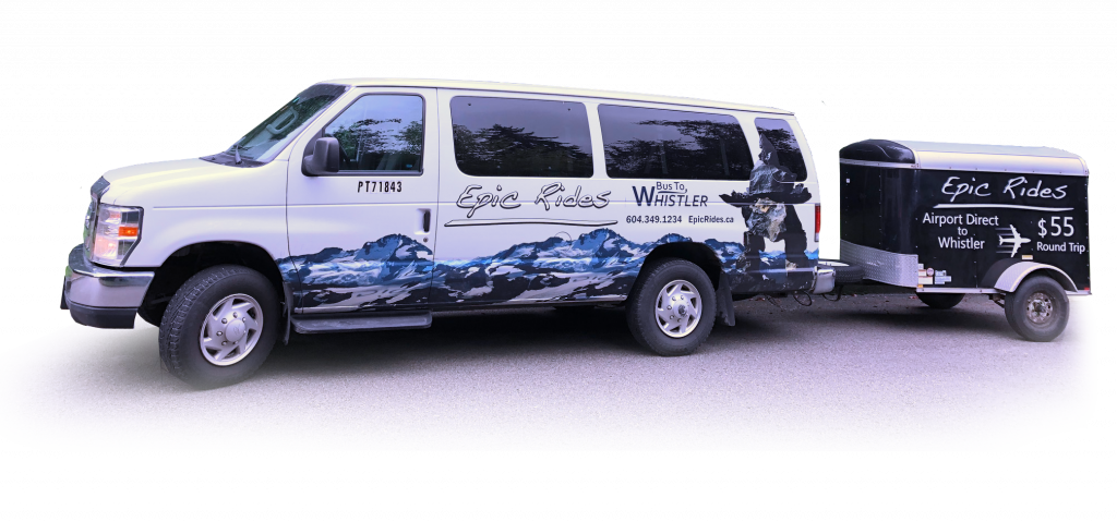 vancouver to whistler transfer shuttle bus