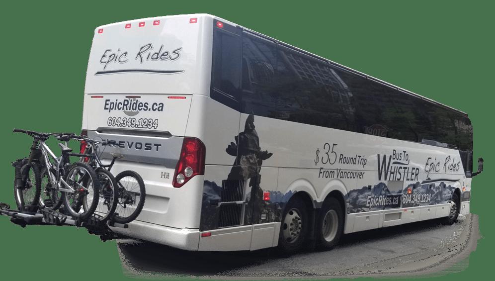mountain bike shuttle service